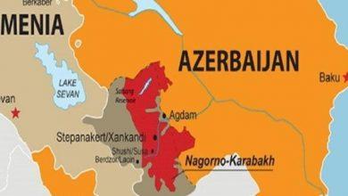 صورة وقف إطلاق النار بين أرمينيا وأذربيجان بوساطة أمريكية لأسباب إنسانية