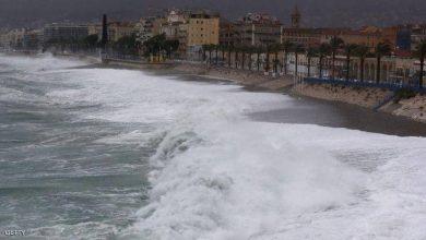صورة مقتل شخصين وفقدان 24 في فيضانات شديدة في إيطاليا وفرنسا
