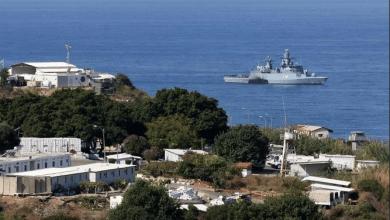 صورة استمرار الجولة الثانية من محادثات الحدود البحرية اللبنانية الإسرائيلية