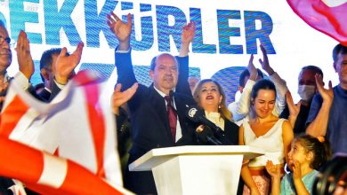 صورة القبارصة الأتراك ينتخبون مرشح أردوغان وسط توترات شرق المتوسط