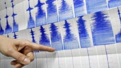 صورة زلزال قوي قبالة ساحل ألاسكا يتسبب في موجات تسونامي صغيرة