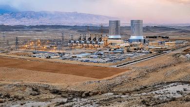 صورة نشطاء يزعمون أن النظام الإيراني أخفى منشأة نووية عن العالم