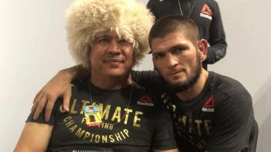 """صورة الملاكم حبيب يشيد بالمدرب خافيير مينديز ويكشف أنه كان """"مصدر إلهامه"""" بعد اعتزاله"""