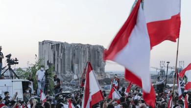 صورة إصابة رئيس المخابرات اللبنانية بفيروس كورونا في الولايات المتحدة