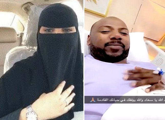 سناب سعاد جابر ونادر الرسمي سبب طلاق نادر وسعاد بشكل مفاجئ موجز الأنباء